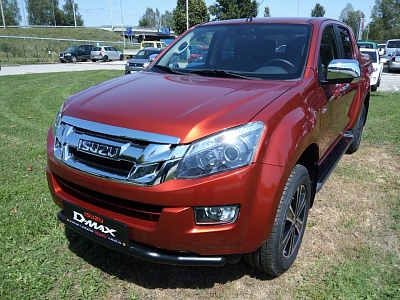 Isuzu D-MAX 2.5 Common-Rail BiTurbo