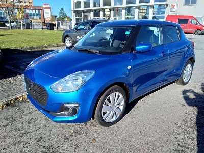 Suzuki SWIFT 1.2 DualJet