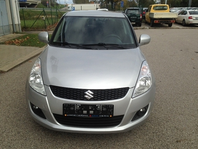 Suzuki SWIFT 1.2 VVT