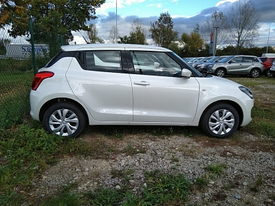 Suzuki SWIFT 1.2 DualJet  HYBRID